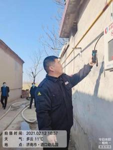 三十儿忙通气,初一赶抢修……济南中燃春节保供忙!