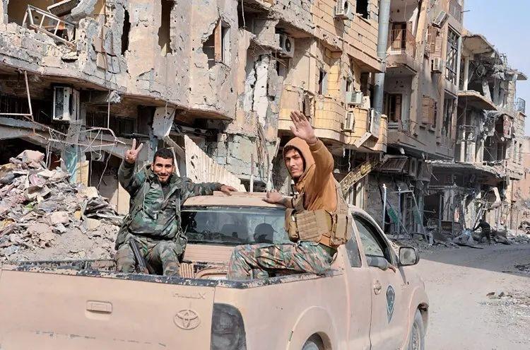 多少年炮声仍隆隆:叙利亚战祸十年未见尽头