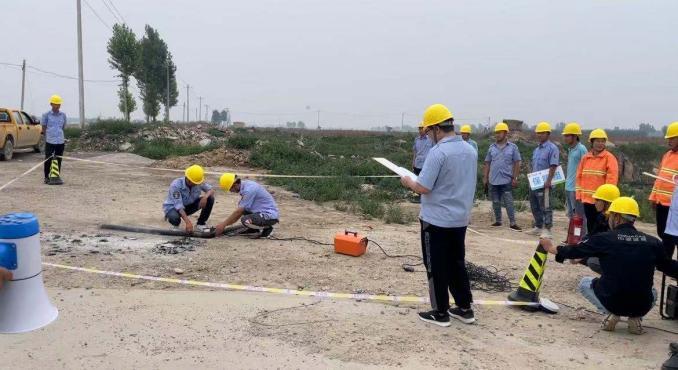 中国燃气华北区域多措并举牢固安全防线