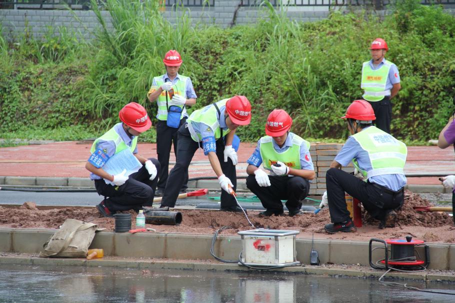 政企携手,筑牢安全防线!中国燃气安全演练在行动