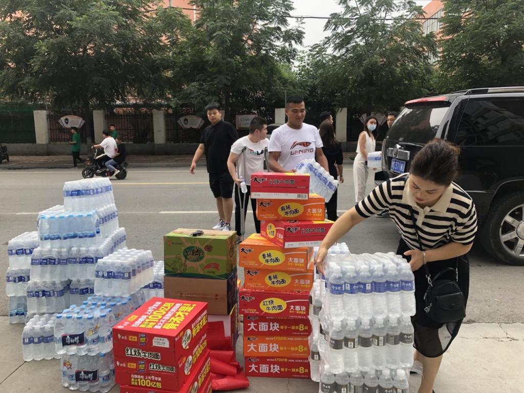 抗涝保供,抢险救援——中国燃气捐款700万港币支援河南抗涝救灾
