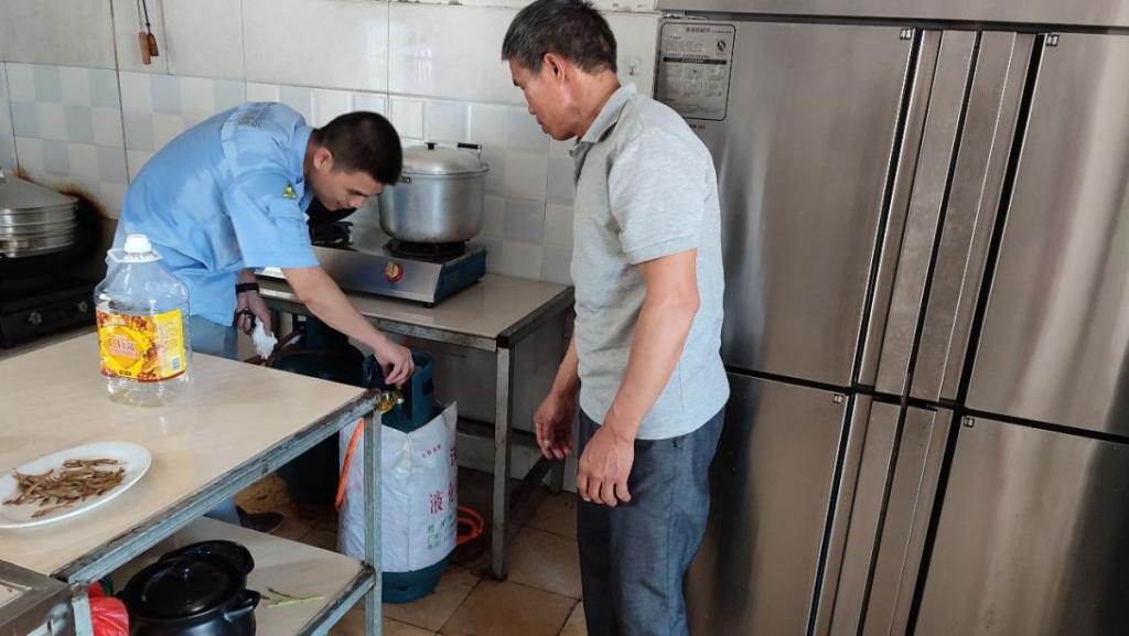 新安全生产法实施第一周中国燃气在全国范围用行动落实
